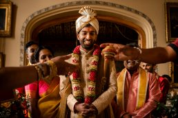 Indian wedding at Carlton Towers wedding