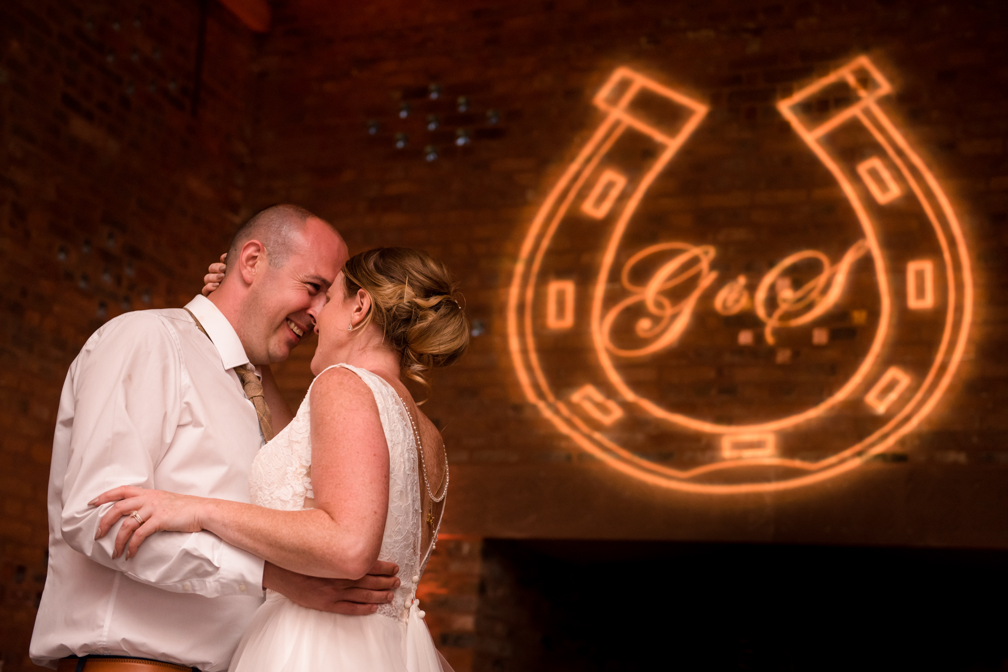 First Dance at Holford Estate wedding venue