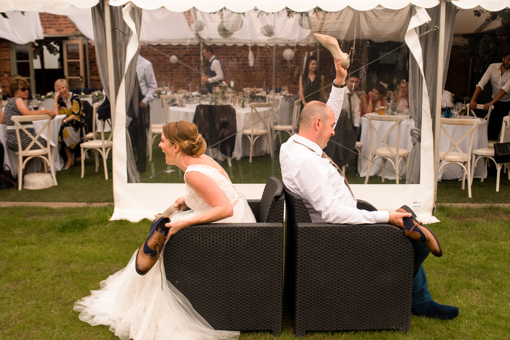 Cotswolds Outoor Wedding