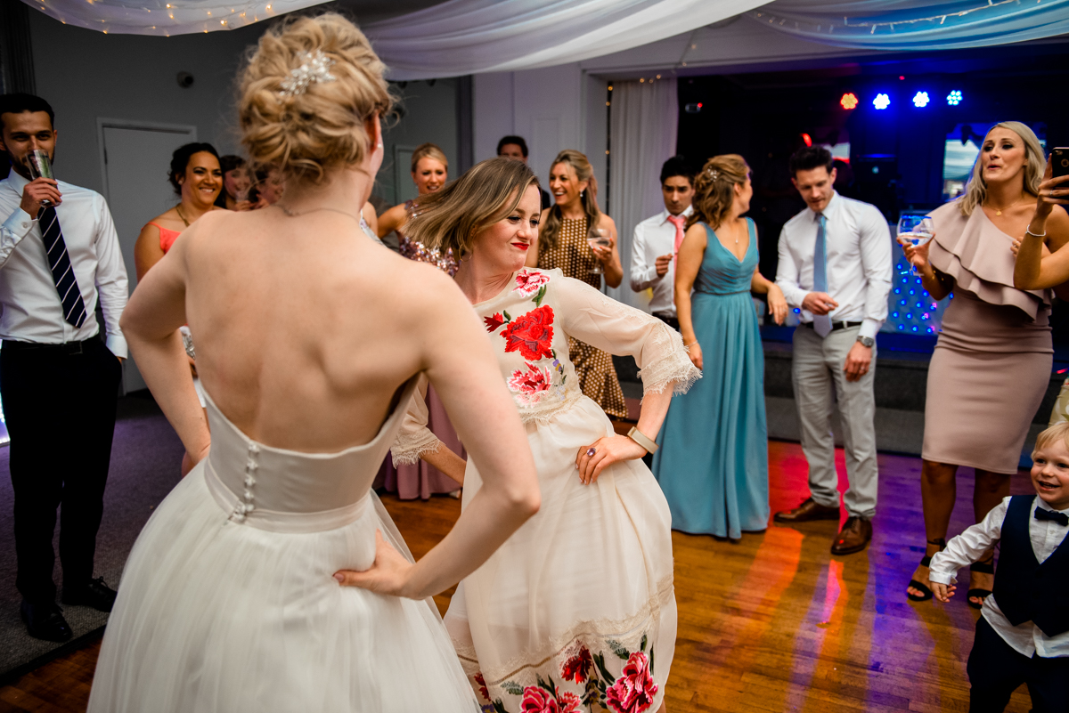Wedding dance Moves