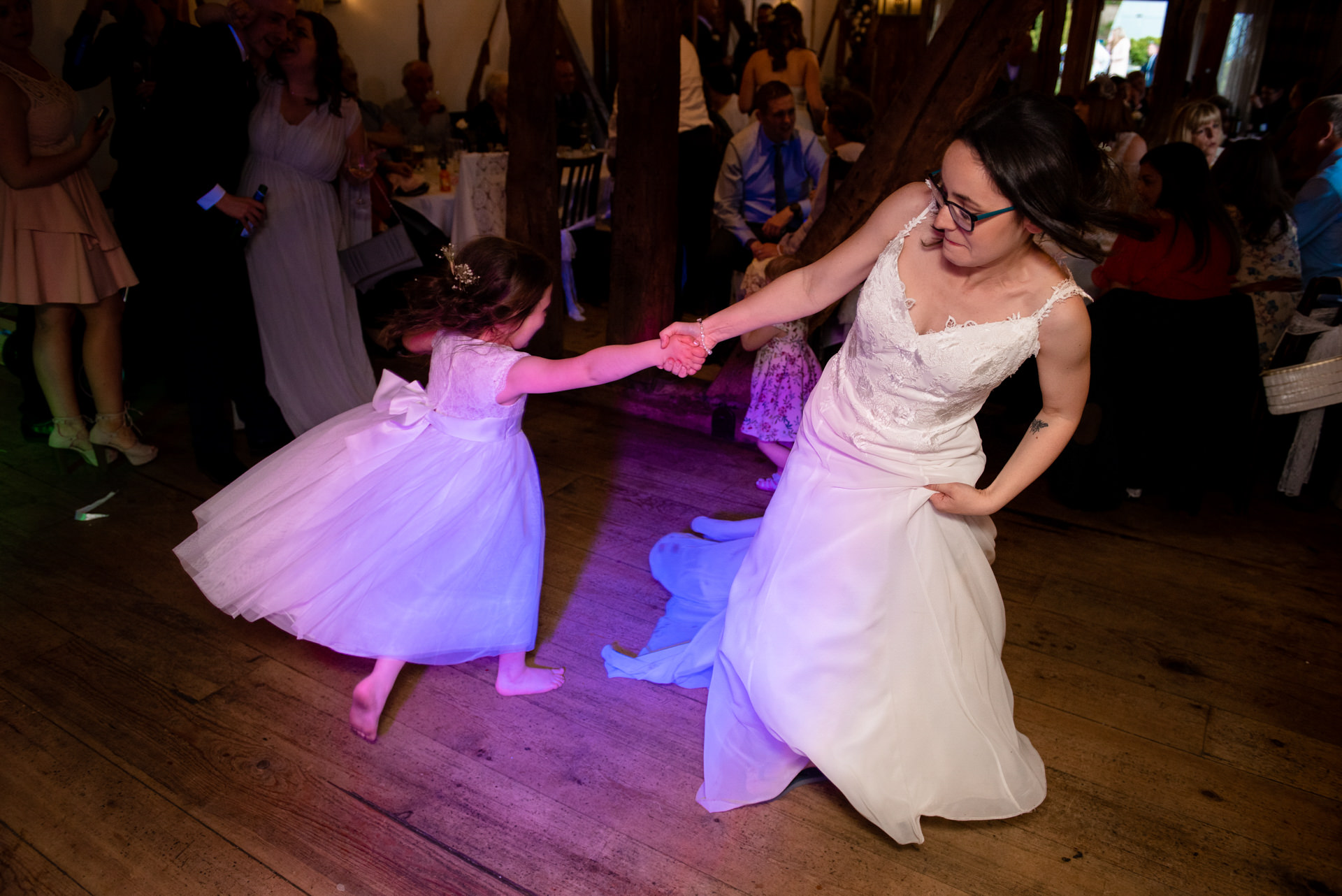 Documentary wedding photographer in cheshire