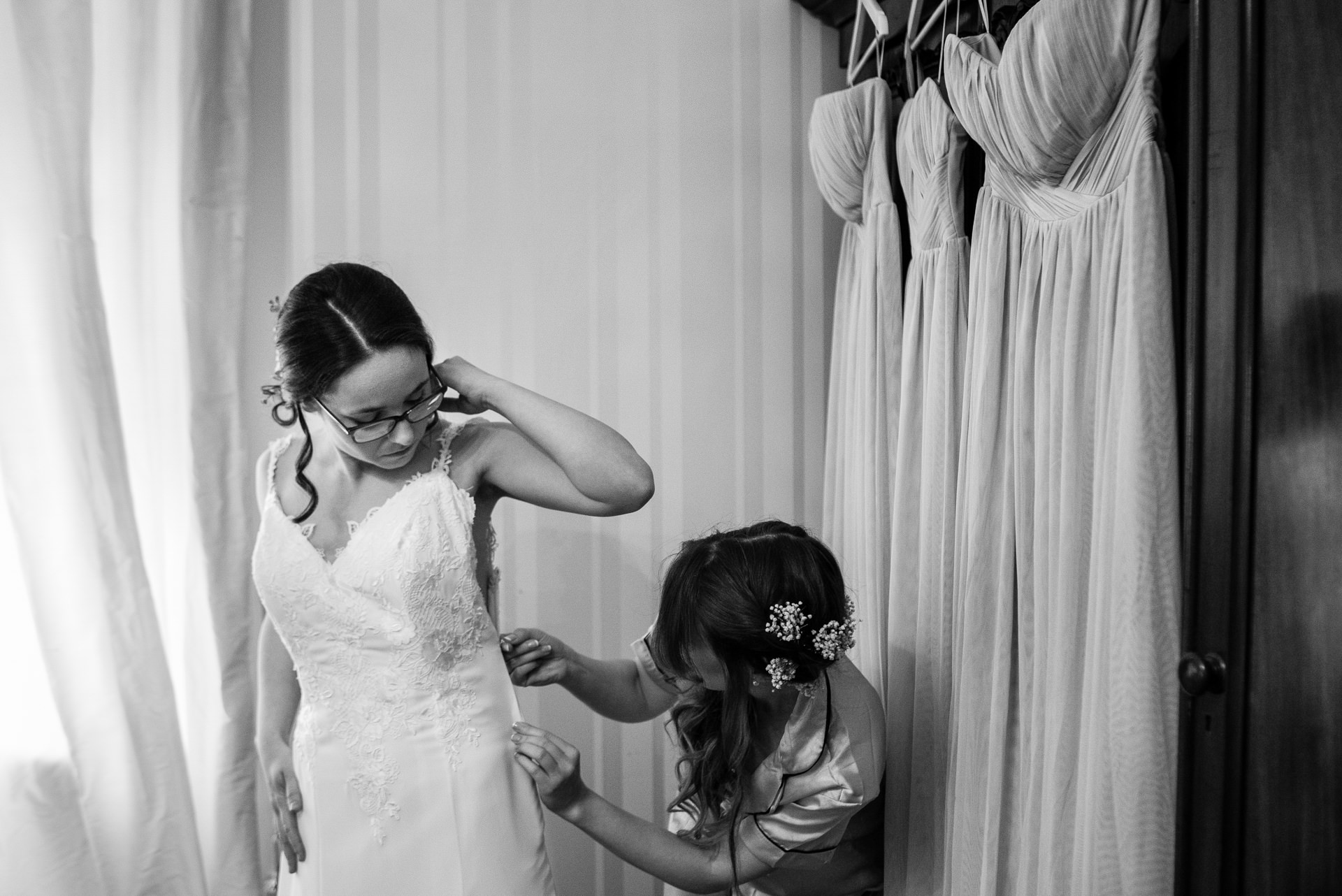 Cheshire Documentary Wedding Photographer