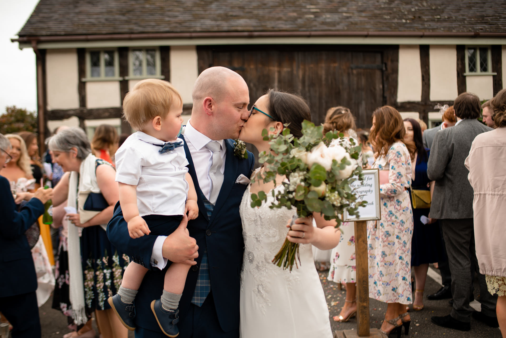 The Plough inn wedding photographer