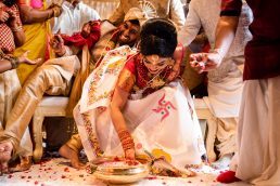 Asian wedding photographerin Cheshire