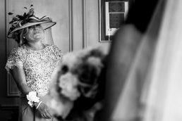 Mother of the bride at Thornton Manor